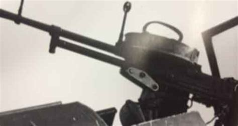 American Rifleman   The Vickers K Gun and D-Day