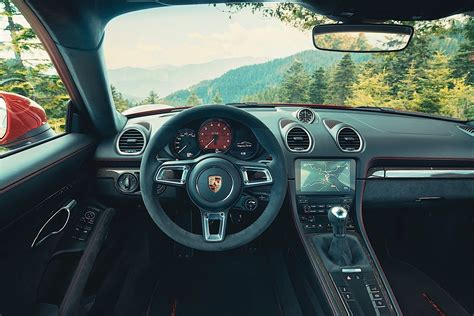 2020 Porsche 718 Cayman and Boxster GTS 4