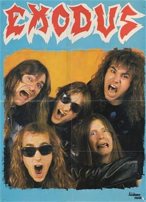 Exodus - Biography - Bonded By Blood - Gary Holt - Paul