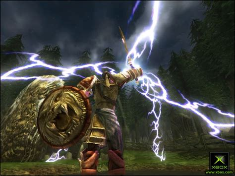 Thunder   The Fable Wiki   Fandom powered by Wikia