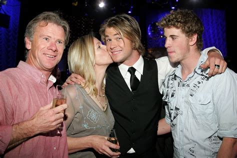 How Chris Hemsworth's Entire Family Helped Him Land Thor