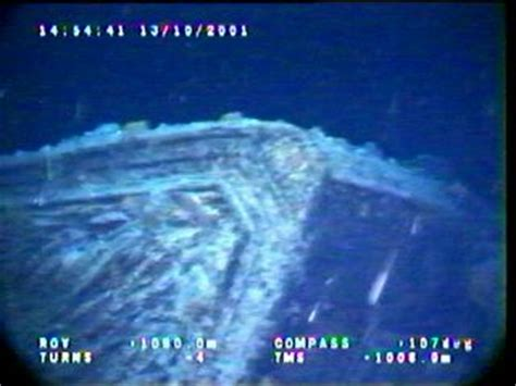 Discovery of USS Maine