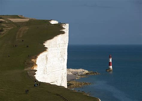 Seven Sisters Chalk Cliffs in England, An Epic Escape