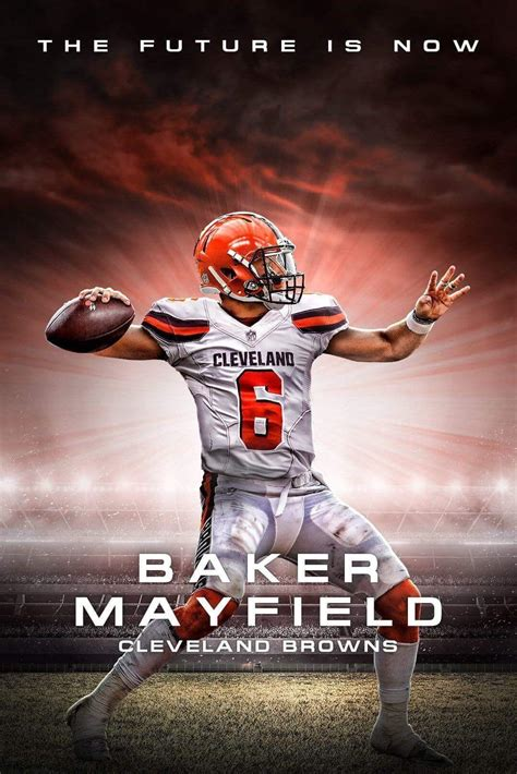 Baker Mayfield Cleveland Browns Wallpapers - Wallpaper Cave