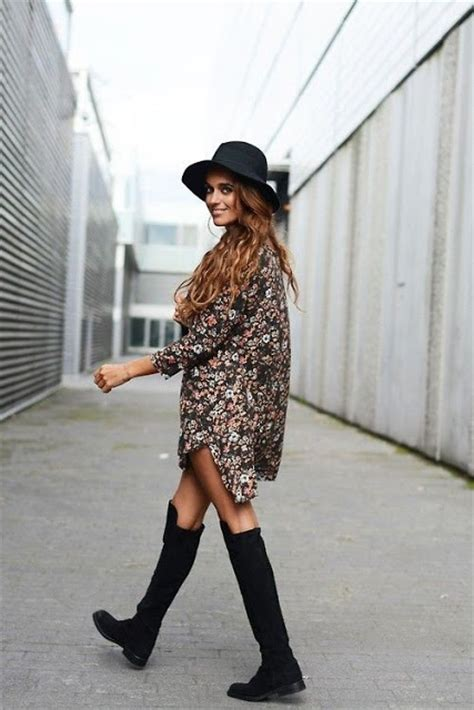 Over The Knee Boots - FRONT ROW