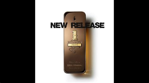 New Release: One Million Prive by Paco Rabanne (2016