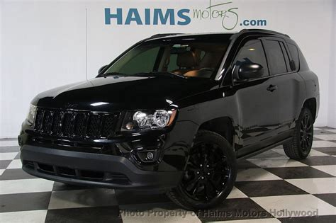 2014 Used Jeep Compass FWD 4dr Altitude at Haims Motors